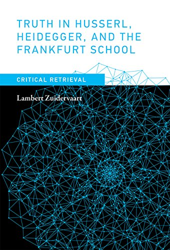 Truth In Husserl, Heidegger, And The Frankfurt School : Critical Retrieval.
